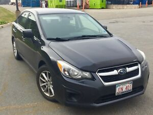 2013 Subaru Impreza with Touring Package