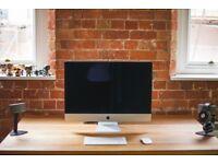 Late 2013 27 inch iMac