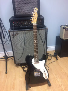 Fender Squier Vintage Modified Thinline Telecaster