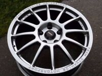 "17"" Team Dynamics Pro Race 1.2 Alloy Wheel 5x112 Audi Seat Skoda Volkswagen"