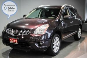 2013 Nissan Rogue Sharp Styling + Agile Handling