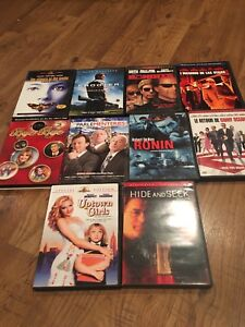 DVD lot divers