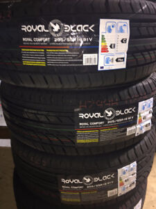 Never used 205/55/r16 tires