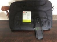 Staples top loading Laptop Carry Case.