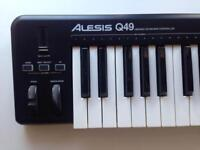 Alesis midi keyboard - spares or repair