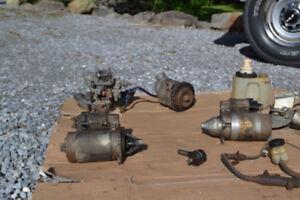 Pieces pour autos Lada et Niva 1982-1986