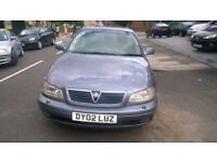 VAUXHALL OMEGA 2.2 AUTOMATIC LONG MOT JULY 2018 PX WELCOME