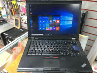 "FAST LENOVO THINKPAD T410 LAPTOP/WEBCAM. MS OFFICE/ 14.1""/ CORE i5"