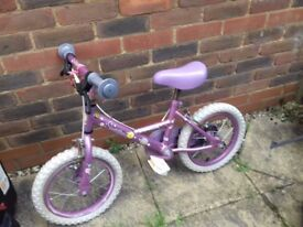 Kids Bicycle excellent condition