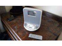 Philips Radio Alarm / iPod Dock Model AJ300D