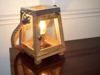 Electric lantern lamp