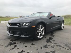 2015 Chevrolet Camaro SS Convertible LOW KM