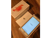 APPLE IPHONE 6S PLUS - 16GB - ROSE GOLD BOXED UNLOCKED SIM FREE SMARTPHONE