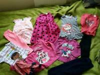 Girls clothes age 2 years