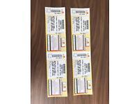 V festival tickets