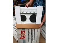 NEW Teka electric hob in white