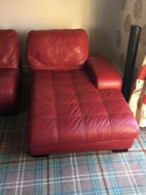 Red Leather Violino Suite