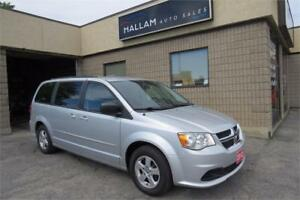 2012 Dodge Grand Caravan SE/SXT Stow n Go, Dual Air & Windows