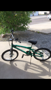 BMX 20 in. Good condition. 403 928 6214