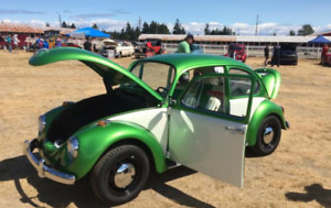 MUST SELL - make an offer - Restored Beetle - $15000 (Nanaimo)