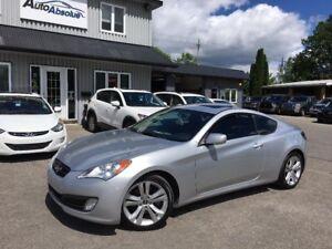 2012 Hyundai Coupé Genesis 2.0 Cuir + Toit