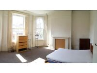 A 2/3 double bedroom first floor flat in N1