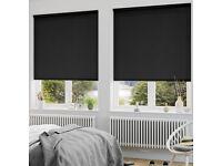 x2 blackout blinds