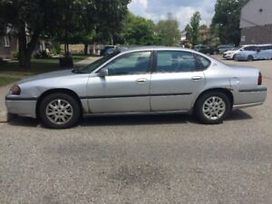2003 Chevrolet Impala - As is