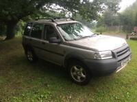 **4x4 NEW MOT TOWBAR **Land Rover Freelander Td4 2.0 DIESEL SWAP PX OFFERS WELCOME
