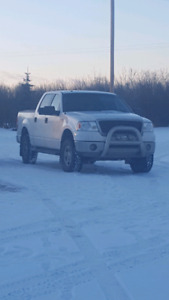 2008 f150 super crew. Motor replaced. Price reduced 8000 firm.