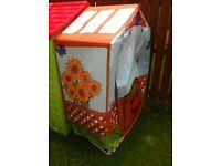 Little tikes playhouse and greenhouse
