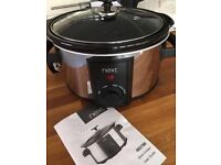 Next Slow Cooker - New Unboxed