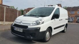 2012 (12) CITROEN DISPATCH 1.6 HDI FRIDGE FREEZER CHILLER REFRIGERATOR VAN PEUGEOT EXPERT FIAT SCUDO