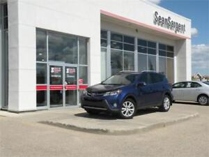 2014 Toyota RAV4 Leather