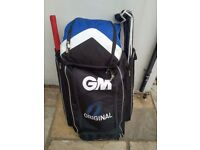 Gunn & Moore GM Original Cricket Duffle Bag