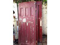5 victorian doors for sale