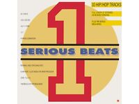 Various ‎– Serious Beats 1 LP