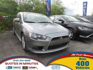 2015 Mitsubishi Lancer SE | BLUETOOTH | POWER SEATS | ONE OWNER