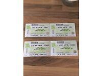 Creamfields standard weekend ticket NON CAMPING