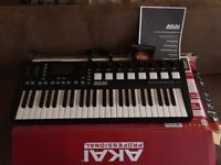 Akai advance 49 - £220 ONLY 3 months old - box/Serial reg code/soft installation card/manual/cable