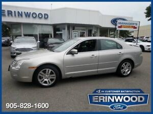 2007 Ford Fusion SEL6CYL/LTHR/PROOF/PGROUP/ALLOYS