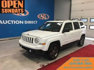 2015 Jeep Patriot NORTH SUNROOF! LEATHER! 4X4!
