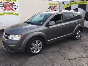 2012 Dodge Journey R/T, Leather, Sunroof, AWD, Only 58, 000km