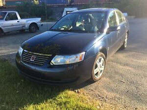 Saturn Ion 2007 /No rust/ low kms