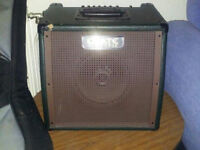 Crate CA30 DG acoustic amp with fx