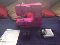 Mini Sewing Machine from Argos