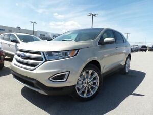 2017 Ford Edge *DEMO* TITANIUM 3.5L V6 301A