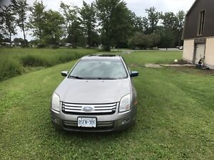 20008 Ford fusion