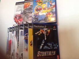 PS2 Games.