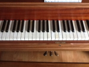 A family used Piano